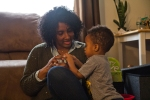 Black Mothers Get Less Treatment For Postpartum Depression Than Other Moms