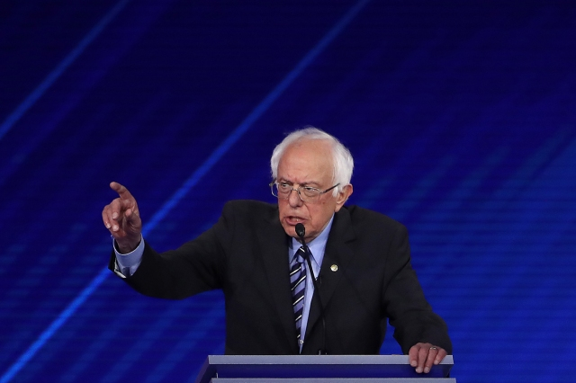 Sanders Targets Health Industry' Profits. Are His Figures Right?