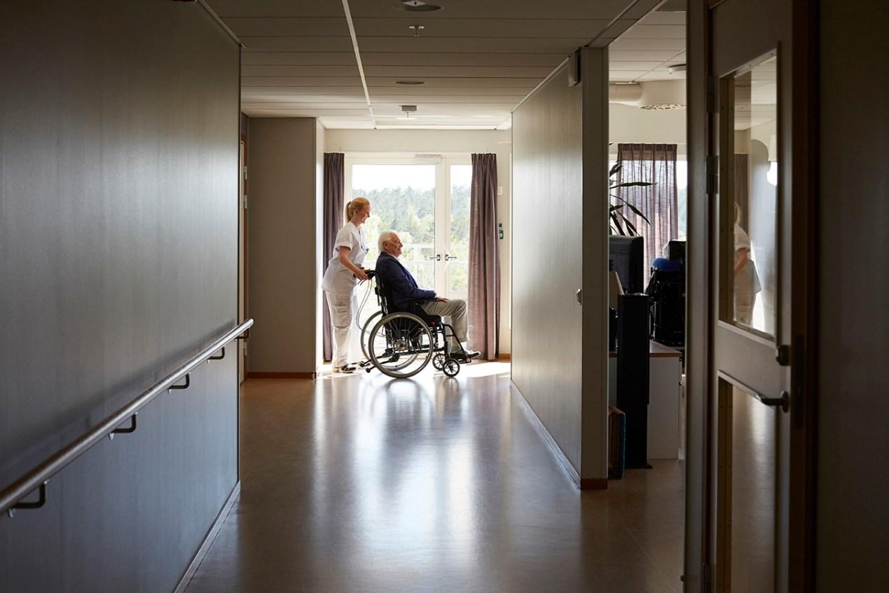 Coronavirus Stress Test Many 5 Star Nursing Homes Have Infection Control Lapses Kaiser Health News