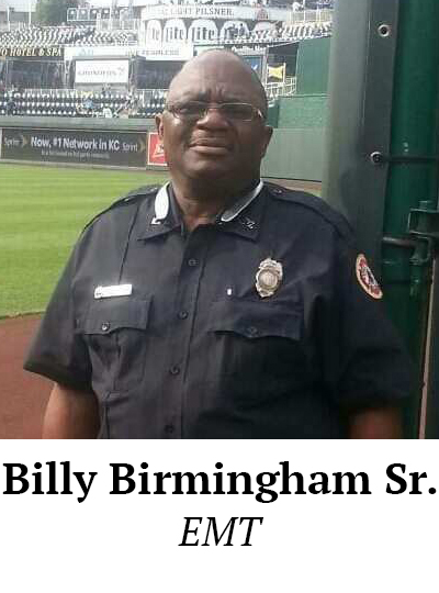 Billy Birmingham Sr.