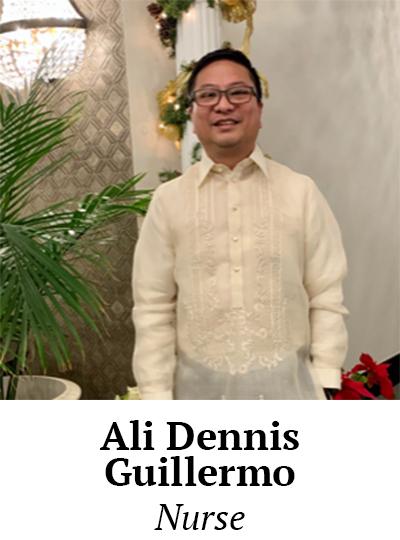 Ali Dennis Guillermo