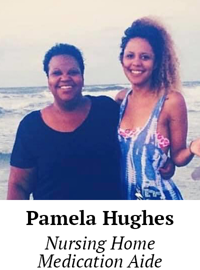 Pamela Hughes