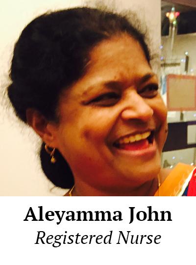 Aleyamma John