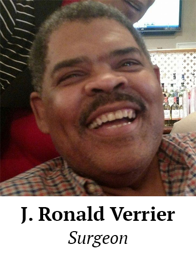 J. Ronald Verrier