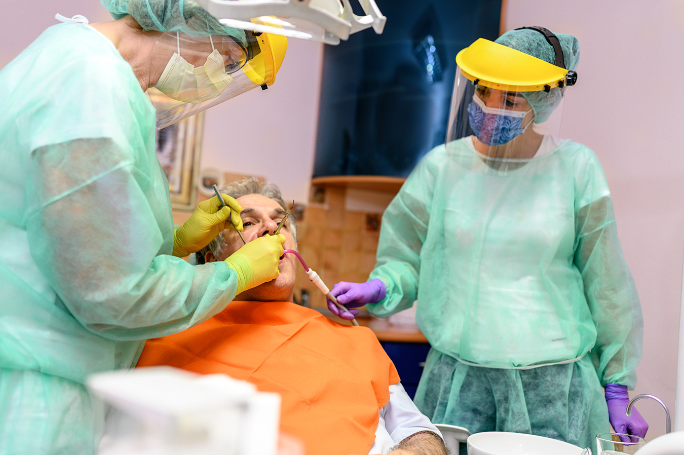 Open (Your Wallet) Wide: Dentists Charge Extra For Infection ...