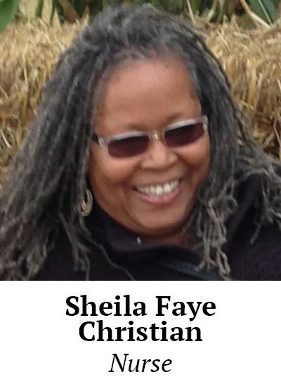 Sheila Faye Christian