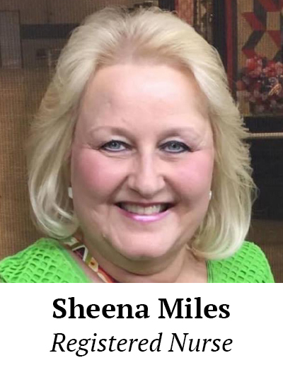 Sheena Miles