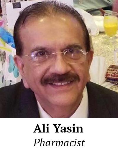 Ali Yasin