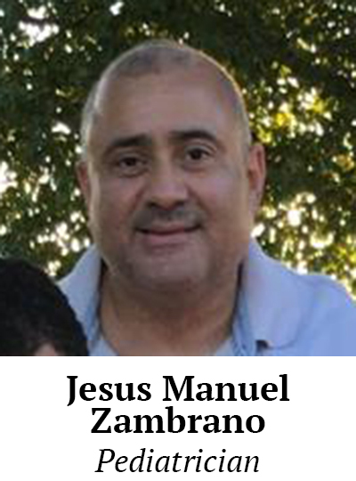 Jesus Manuel Zambrano