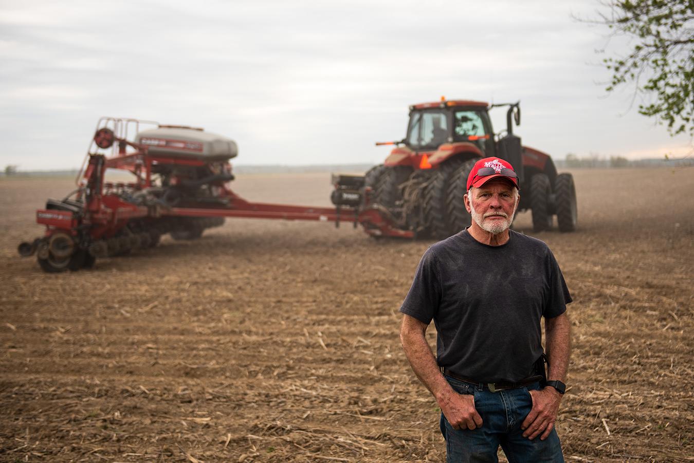 Economic Blow Of The Coronavirus Hits America's Already Stressed Farmers