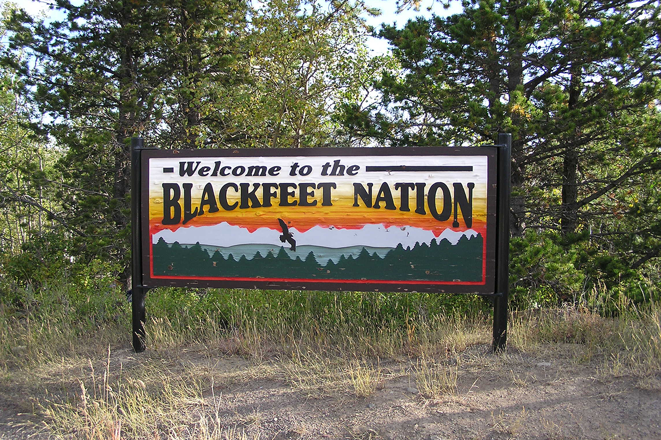 Montana's Tribal Nations Preserve COVID Restrictions To Preserve Their Cultures