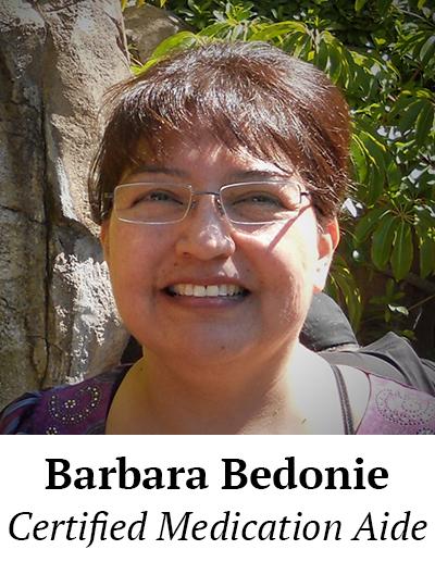 Barbara Bedonie