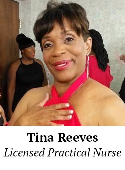 Tina Reeves
