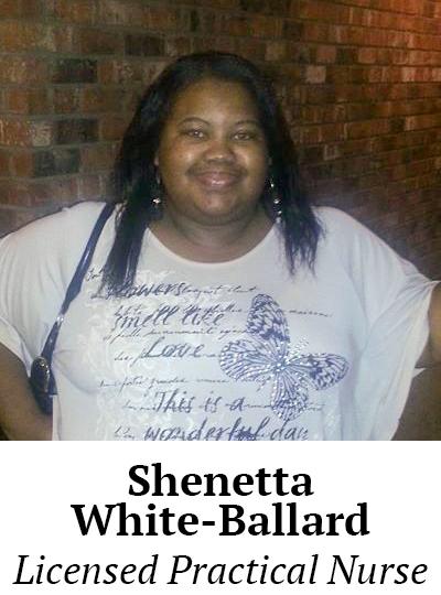 Shenetta White-Ballard