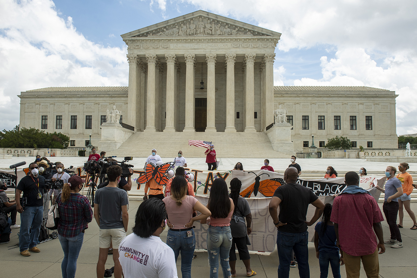 With Daca Ruling Did Supreme Court Grant Trump New Powers To Reshape Health Care Kaiser Health News