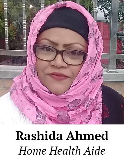 Rashida Ahmed