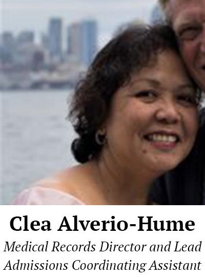Clea Alverio-Hume