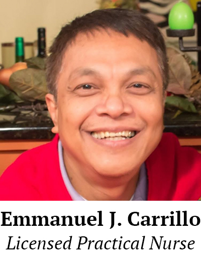 Emmanuel J. Carrillo