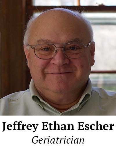 Jeffrey Ethan Escher