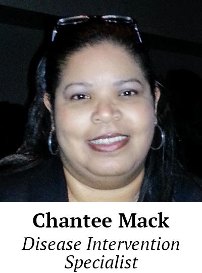 Chantee Mack