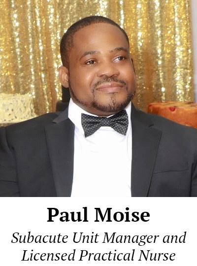 Paul Moise