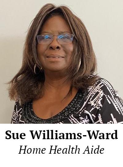 Sue Williams-Ward