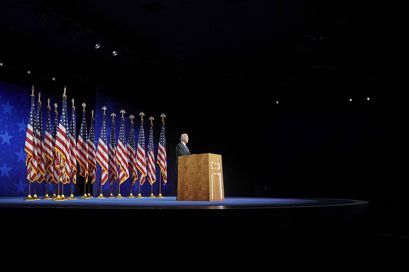 Photo of Democratic Convention, Night 4: 'Facts Over Fiction' in Biden's Speech