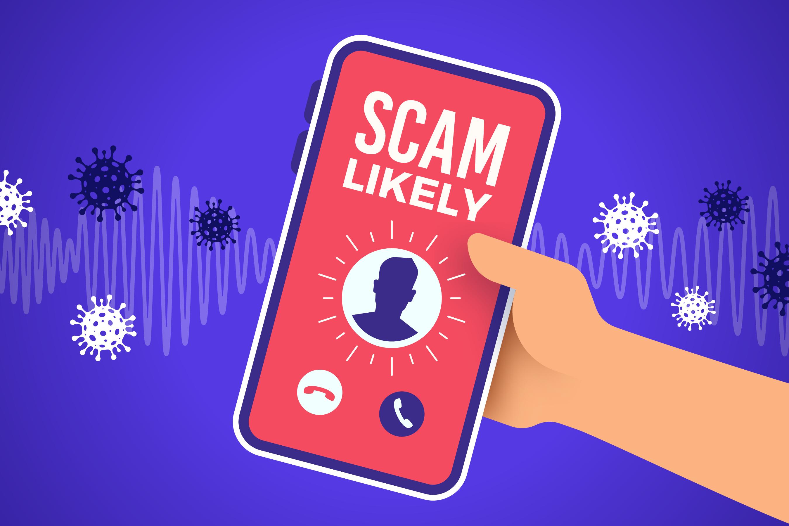 Alerta por fraude: cosas que un rastreador de contactos de COVID nunca preguntaría thumbnail