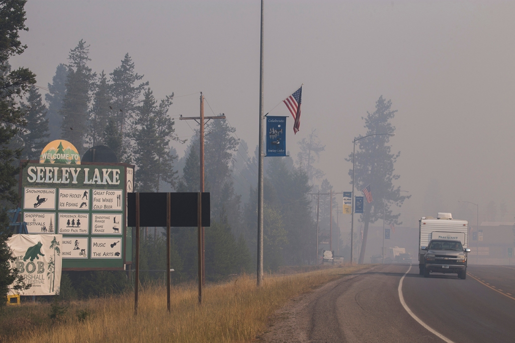 Wildfires' Toxic Air Leaves Damage Long After the Smoke Clears thumbnail