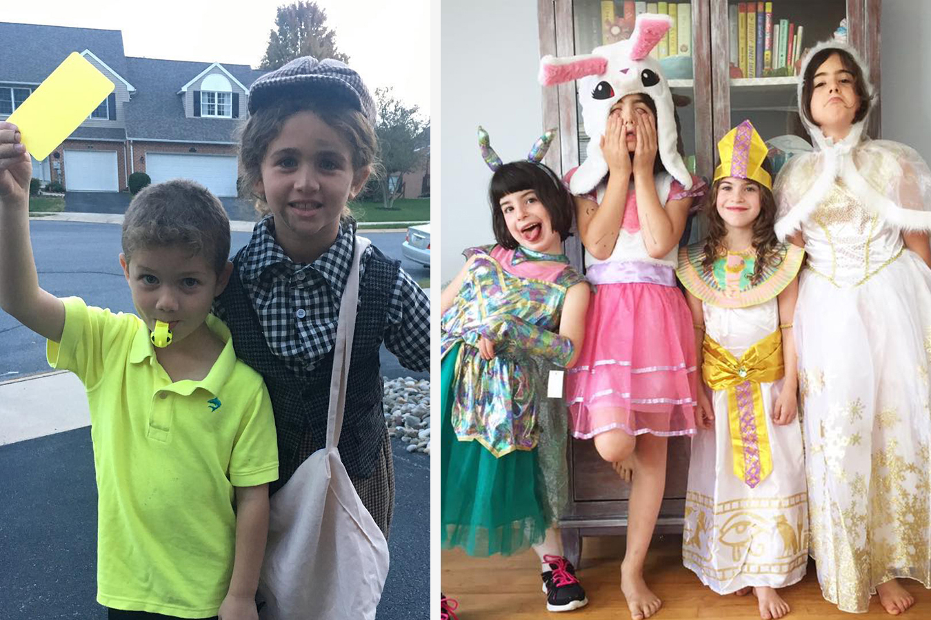 How Families Are Keeping Halloween From Turning Into a COVID Nightmare
