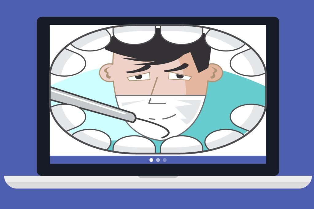 Bridging the Miles — And the Pandemic — Teledentistry Makes Some Dentists Wince thumbnail
