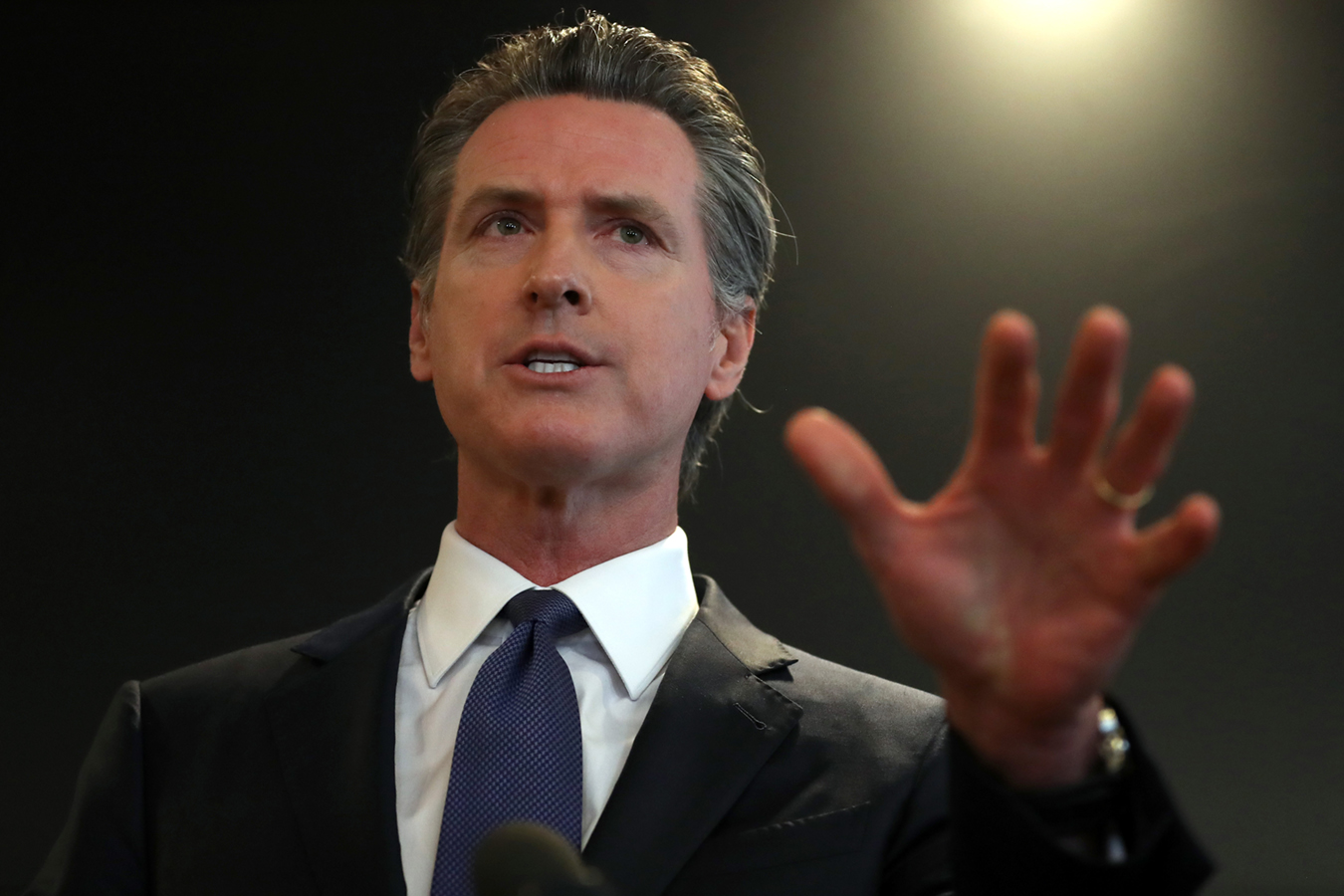 California Businesses Go From Simmer to Boil Over Newsom's Fine Dining