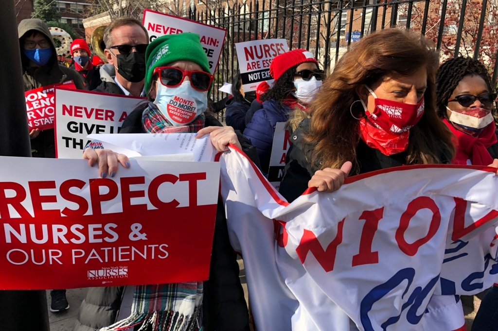 NYC Hospital Workers, Knowing How Bad It Can Get, Brace for COVID 2nd Wave thumbnail