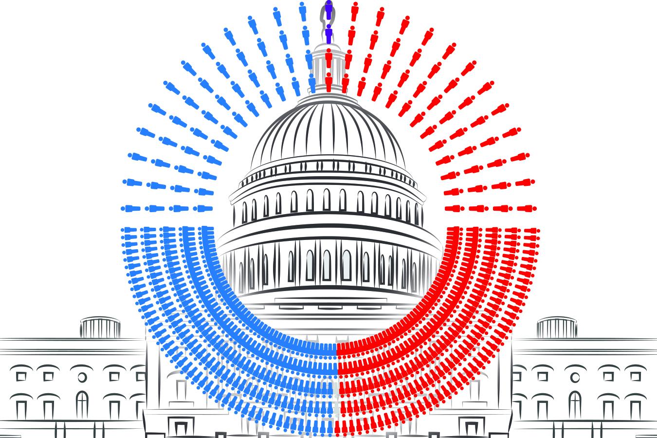 Aunque controlen el Senado, demócratas necesitarán apoyo republicano en temas clave de salud