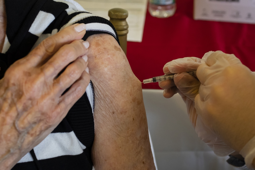Vaccination Disarray Leaves Seniors Confused About When They Can Get a Shot
