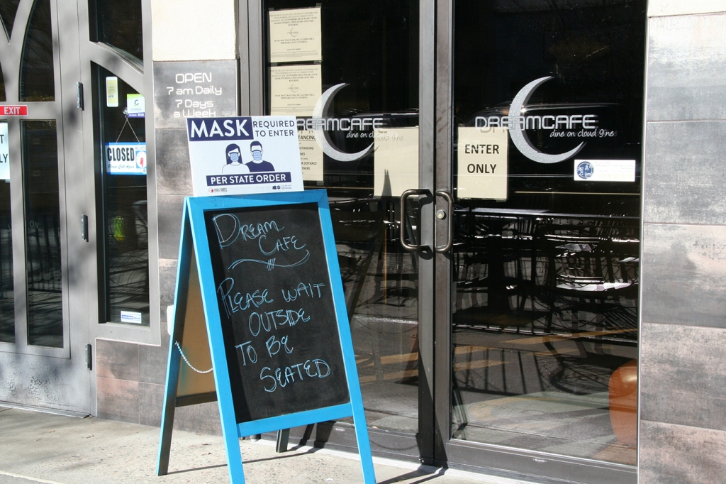 Covid-Certified Businesses Try to Woo Leery Patrons thumbnail