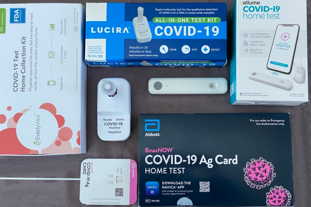 Backed by Millions in Public and Private Cash, Rapid Covid Tests Are Coming to Stores Near You thumbnail