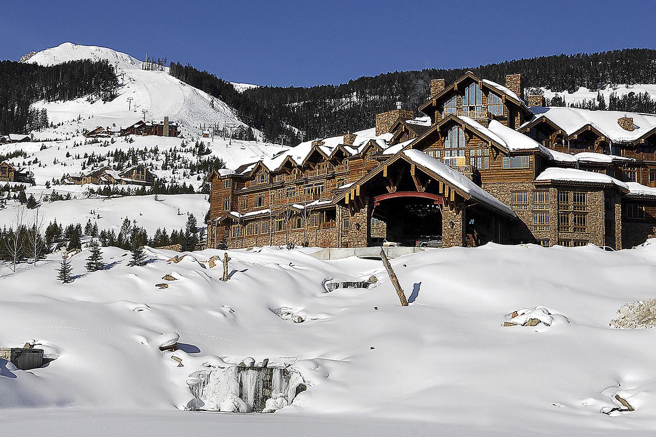 Don't Eat the Yellowstone Snow: Elite Ski Resort Aims to Turn Sewage Into Powder - Kaiser Health News