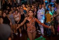 Dancers at Ibiza Nightclub