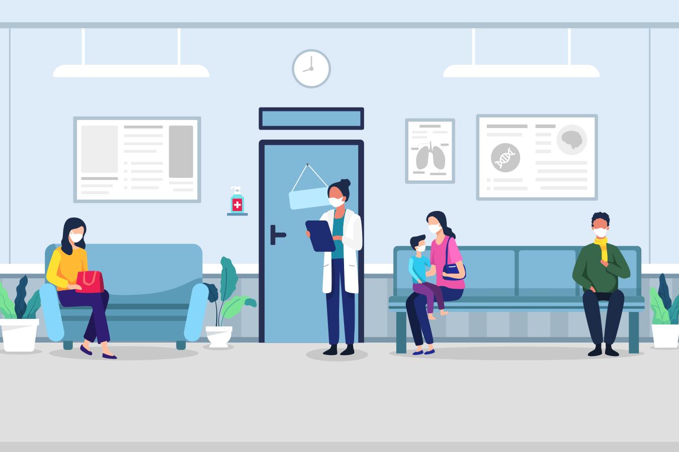 Pandemia eleva el número de beneficiarios de Medicaid a más de 80 millones