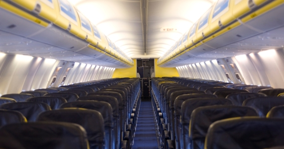 Boeing Aircraft Interior