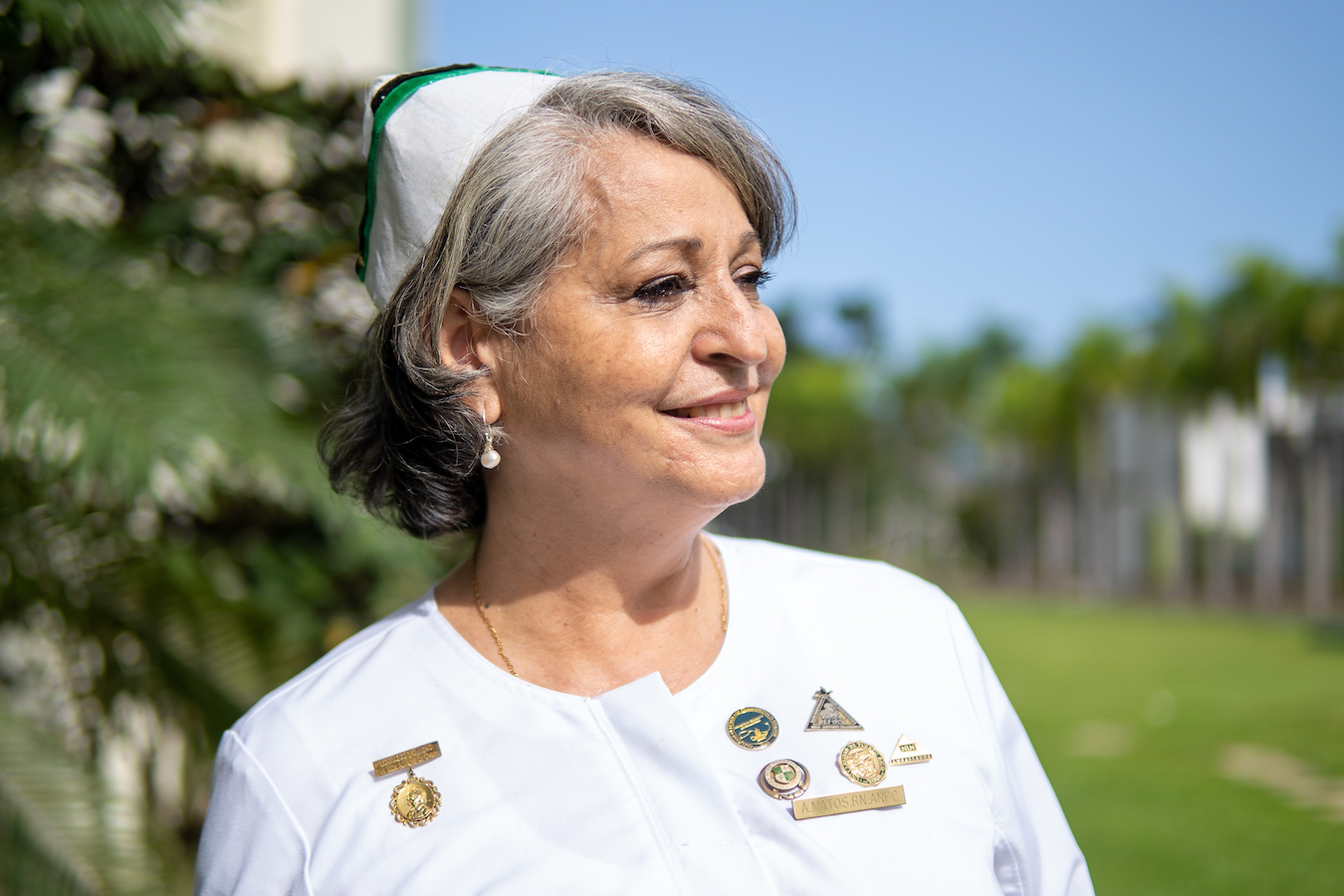"""""""The queen of vaccination"""": nurse takes doses against covid from house to house in Puerto Rico"""
