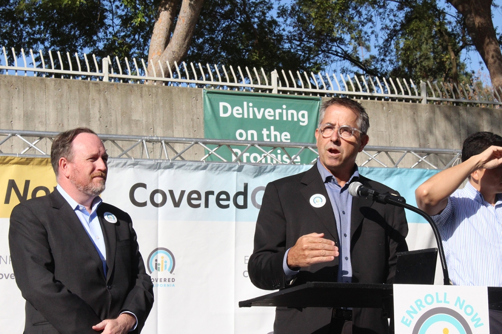 Chief of California's Muscular Obamacare Substitute to Step Down thumbnail