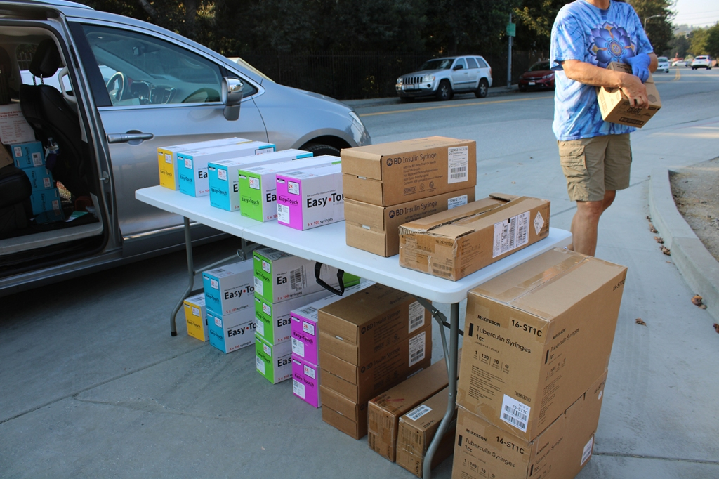 Needle Exchanges Are Targeted by Eco-Rooted Lawsuits. A New California Law Will Stop That. thumbnail